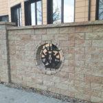 Резка листового металла гербы заборы калитки ворота